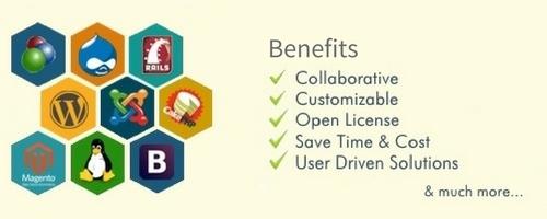 Open Source Customisation