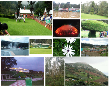 Ooty, The place which makes you say woohh hooooo!