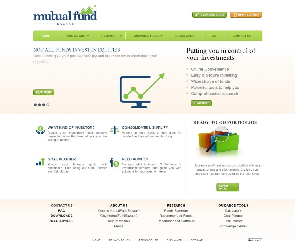 Mutual Fund Bazaar