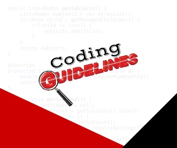 Did you know these coding guidelines???