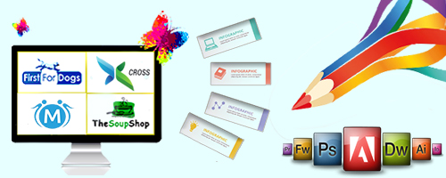 Logo, Banner and Icon Designs