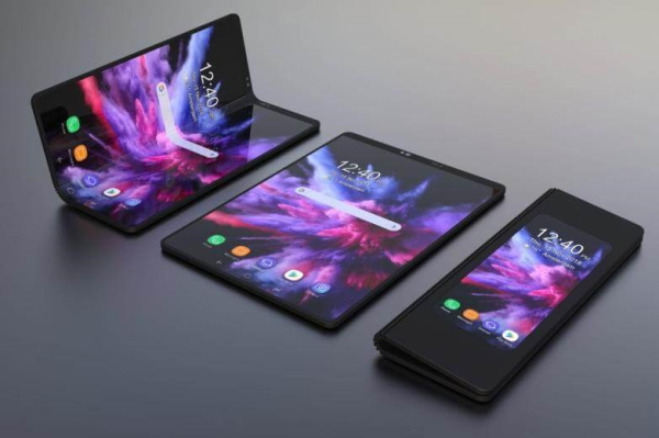 Foldable Smartphones Now a reality in 2019