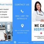 Hospital Brochure Front