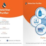 Water Purifier Brochure Front