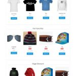 Shopping Haven - Homepage